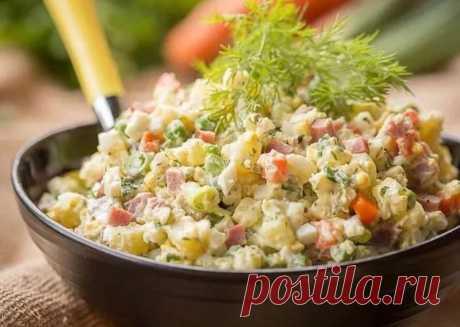 Салат из кабачков под зеленой заправкой. Без майонеза. Из подборки ... 7a095990875