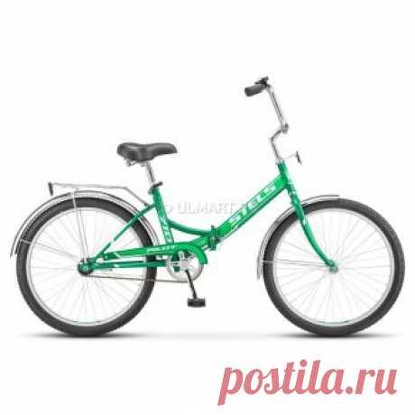 """Надо брать: Велосипед Stels Pilot-710 24"""" (Z010) (2018), колесо 24, рама 16 зелёный/зелёный Вы знали, что это продается в Юлмарте? Велосипед Stels Pilot-710 24"""" (Z010) (2018), колесо 24, рама 16 зелёный"""