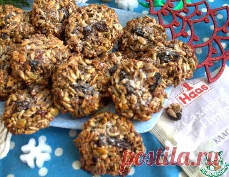 Печенье а-ля козинаки – кулинарный рецепт