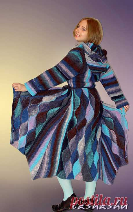 Ravelry: Northern Lights Coat pattern by Svetlana Gordon