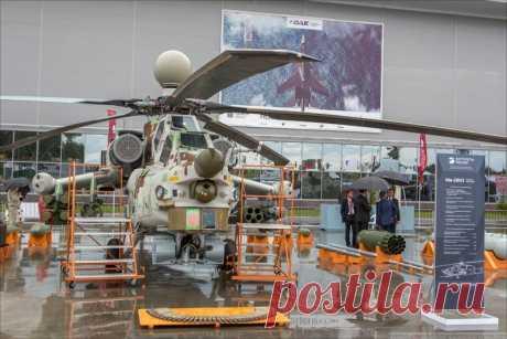 На что способен ударный вертолет Ми-28НЭ «Опустошитель» В рамках работы международного военно-технического форума «Армия-2018», который проходил в Подмосковной Кубинке с 21 по 26 августа, холдинг «Вертолеты России» впервые представил ударный вертолет Ми-28…