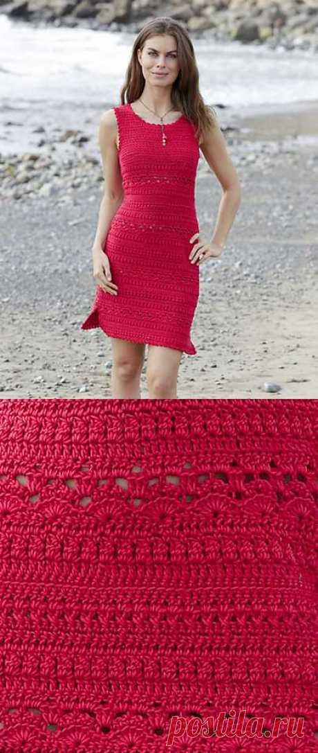 Belladonna Fitted Crochet Dress Free Pattern ⋆ Crochet Kingdom