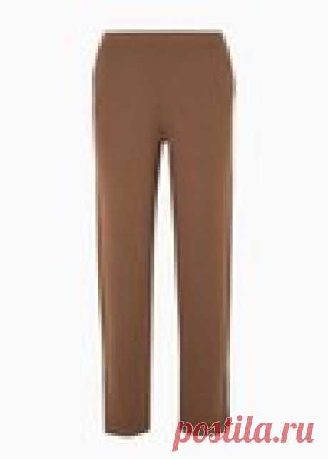 Самые красивые и удобные трикотажные брюки для осенних дней   Vogue Russia