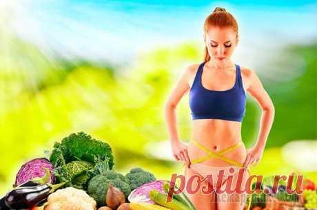 15 эффективных рецептов для похудения