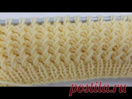 Buğday Başağı Örgü Modelimiz