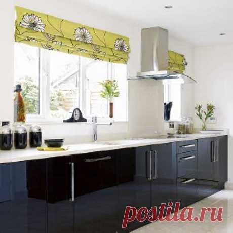 Какой цвет выбрать для оформления кухни — Мой дом