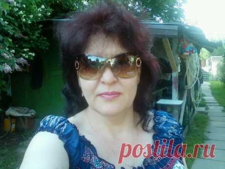 Галина Дергачёва
