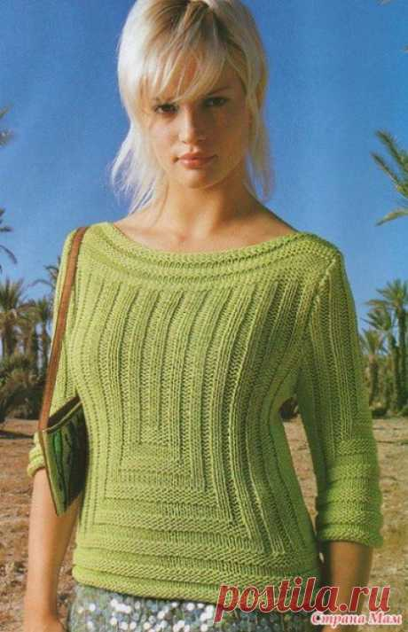"""Tops, jackets, vests, sweaters and other. The HOOK - 1 ~ 475 - the Country of knitting of \""""Yarniya\"""""""