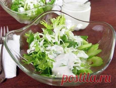 Салат очищающий