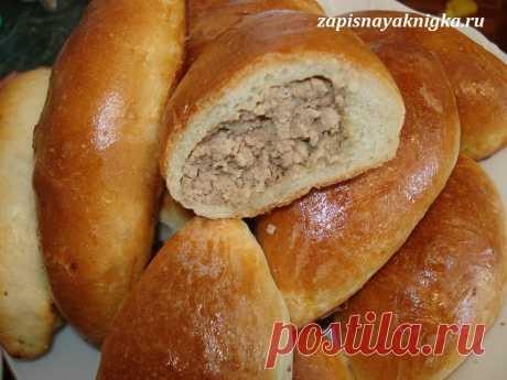 Пирожки с печенью и картошкой Пирожки с печенью и картошкой рецепт приготовление фото