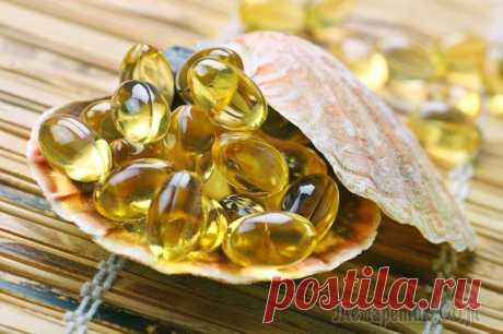 Advantage of cod-liver oil in capsules