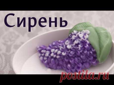 """El jabón por las manos: """"Сирень"""""""