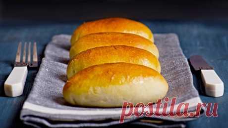 Воздушные пирожки на кефире