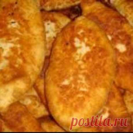Тесто для жареных пирожков, как в столовой - Простые рецепты Овкусе.ру