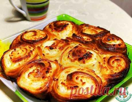 "Дрожжевой пирог ""Бабушкин тутманик"" – кулинарный рецепт"