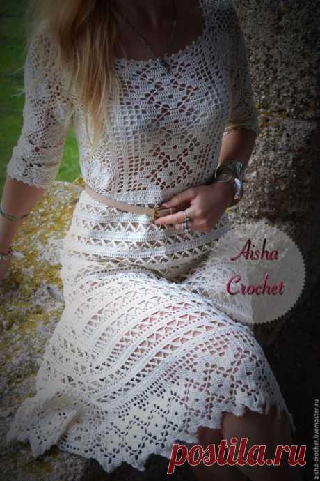 Купить Платье в винтажном стиле - платье, хлопковое платье, винтажное платье, кружевное платье