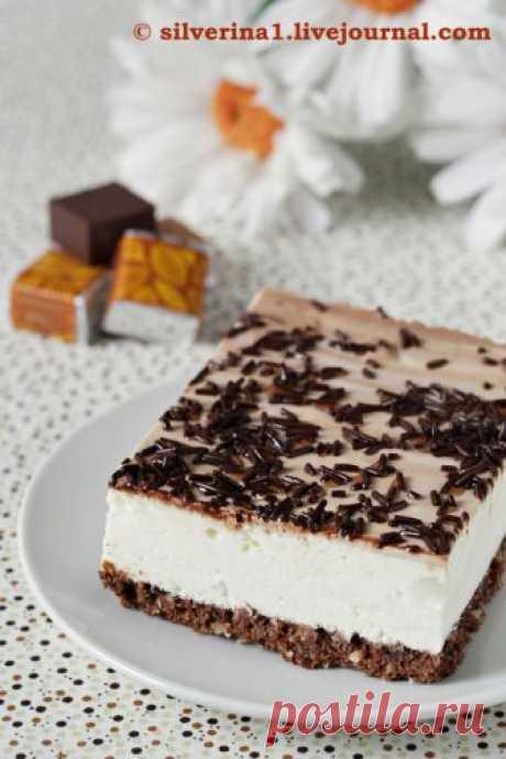 Нежный и вкусный чизкейк без выпечки — Фактор Вкуса
