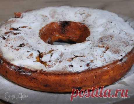 Ароматный морковный пирог на сметане | Официальный сайт кулинарных рецептов Юлии Высоцкой