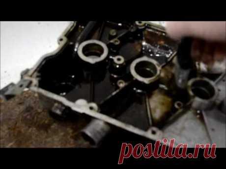 как дешево отмыть двигатель от нагара и масляной пленки