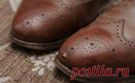 Вот как можно легко починить кожаную одежду, обувь и даже мебель! Обувь и правда как новенькая! Кожаные изделия могут прослужить вам не один год, а кому-то даже десятки лет, все дело в правильном уходе. От внезапных царапин на обуви, сумках, кошельках, мебели никто не застрахован...