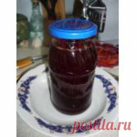 Вишневый джем Кулинарный рецепт