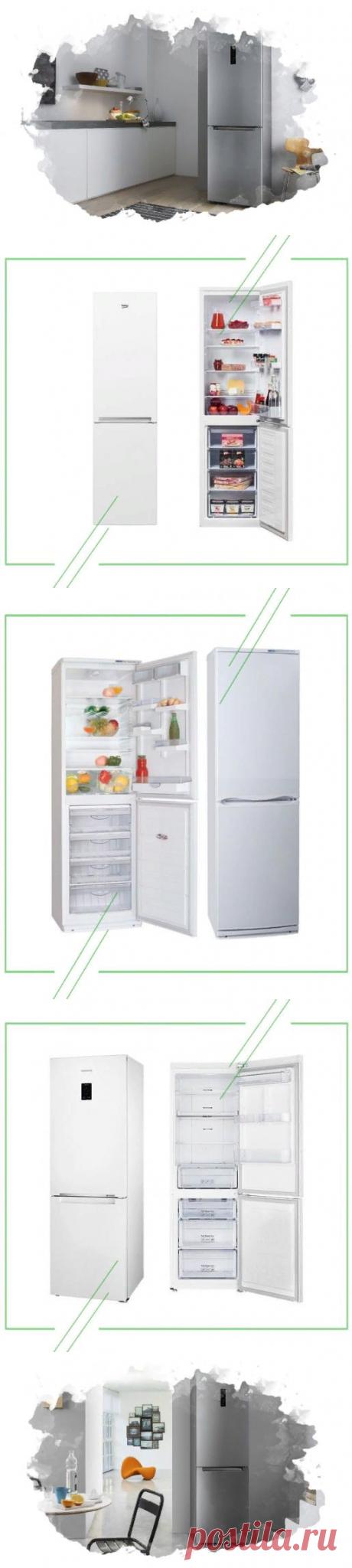 ТОП-7 лучших холодильников для дома