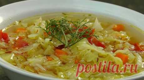 Овощной постный суп «Семь в одном»: вкуснятина для тех, кто следит за фигурой - Страница 2 из 2