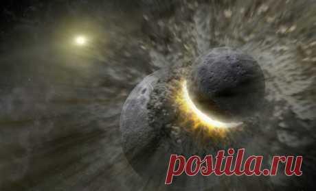 Астероид поразил Луну. Следующая Земля?  Согласно официальным сообщениям NASA, в поверхность Луны врезался сравнительно большой астероид. Его удар вызвал взрыв мощности порядка десяти современных крылатых ракет, породив ярчайшую вспышку, ко…