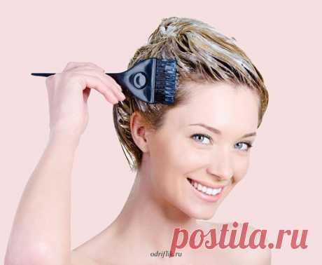 Как правильно покрасить волосы дома | odriflik