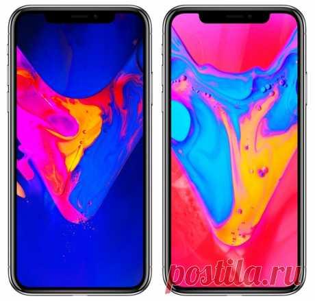 Красивые обои для вашего iPhone от Apple News 👍🏻