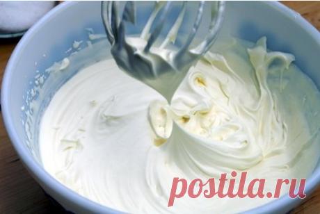 8 самых простых кремов для тортов и других десертов 1. Классический заварной крем 500мл. молока