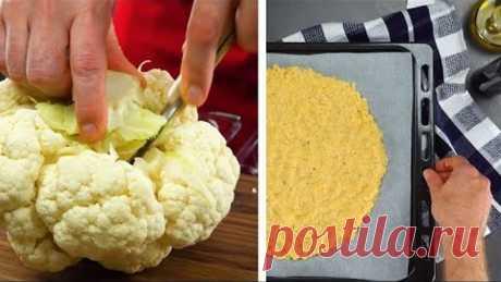 А вы знали, что из капусты можно сделать такое?! Оригинально и очень вкусно.