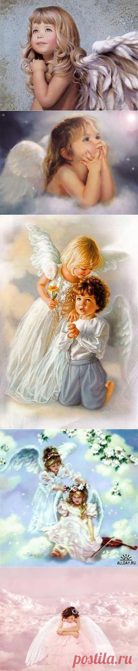 Детские ответы на вопрос «Что бы ты хотел сказать Богу?», поставленный писателем Дымовым на одной из встреч: