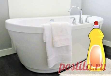 Рассказываю, как без усилий и химии отмыть от грязных пятен ванну и смеситель, довести до блеска зеркало и унитаз. | Добрые полезности | Яндекс Дзен