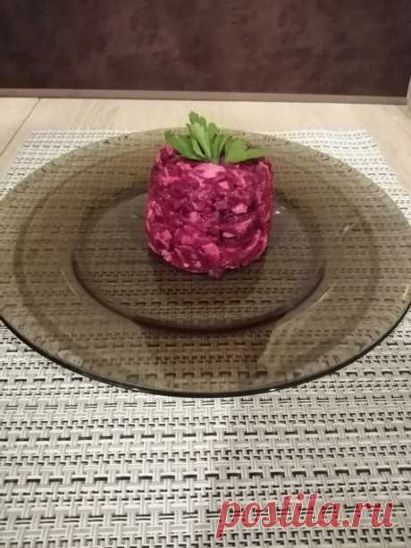 Необычный такой салатик... понравился всей нашей семье!!! | ЛЮБЛЮ ГОТОВИТЬ | Яндекс Дзен