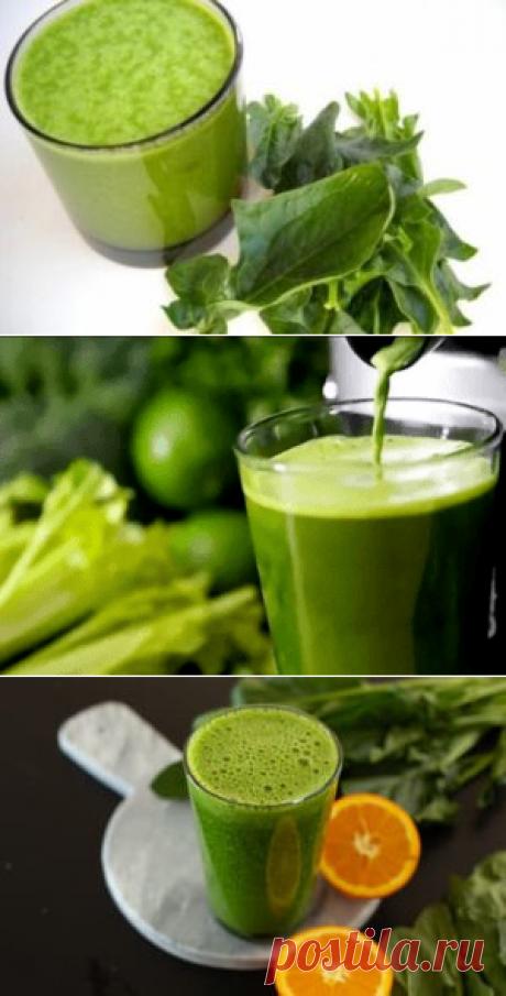 Сок из шпината — свойства, рецепт. Питательная ценность шпинатного сока