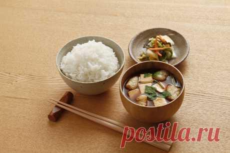 """""""Хочешь жить долго и быть здоровой - завтракай, как японка"""": мудрый совет мамы"""