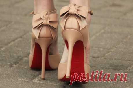 Как сделать задники туфель мягкими