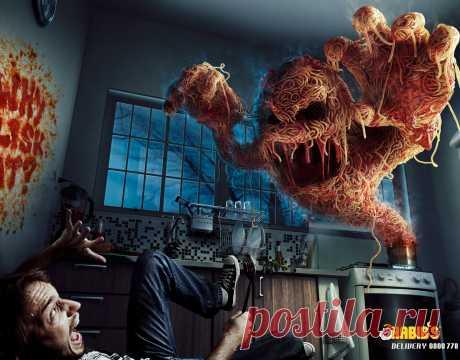 Смешно и страшно! Пять необычных монстров фантастического кино | ПроЧтение | Яндекс Дзен