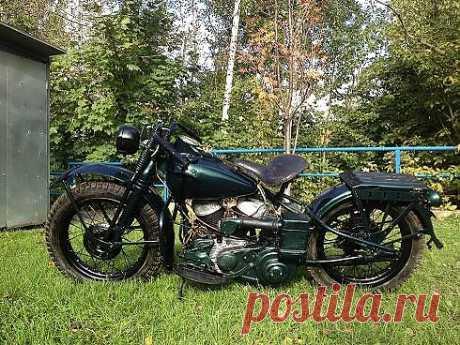 Harley-Davidson WLA 42 1944