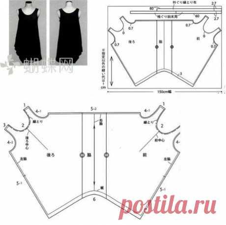 Sew - Blusas y vestidos | Entradas en la categoría Cosa - Blusas y vestidos | Diario de koko_shik: LiveInternet - Servicio ruso de diarios en línea