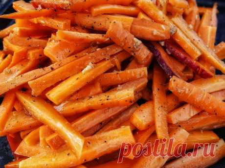 Настолько красивый обед из обычной моркови, что хочется снова и снова его готовить! Делюсь любимым осенним рецептом   Живые вещи   Яндекс Дзен