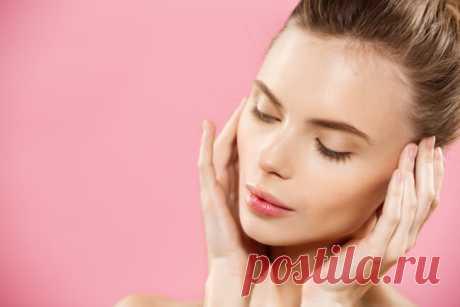 Массаж лица: секрет молодости кожи