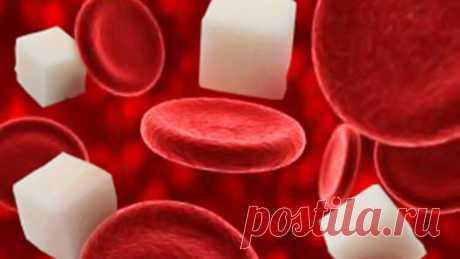 Всего два ингредиента для регуляции сахара в крови