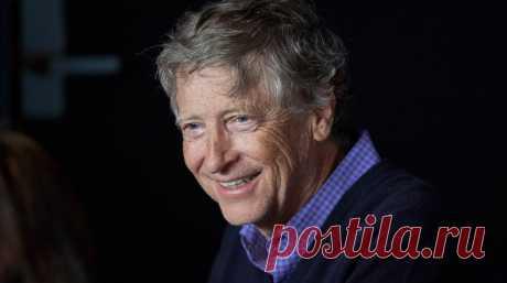 Билл Гейтс рассказал о новом подходе к работе НА УДАЛЕНКЕ после пандемии - Газета.Ru