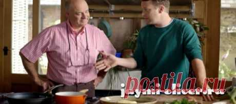 Los platos de casa con Dzheymi Oliverom. 1 temporada. 4 serie - mirar onlayn