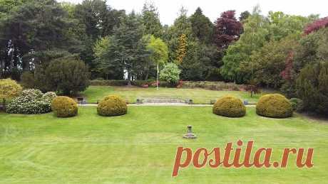 Для поднятия настроения рассказать об одном удивительном и красивом парке в Эдинбурге,.......Риккартон, или Хэриот Уотт Рисеарчь,исследовательский парк (Heriot-Watt research park)