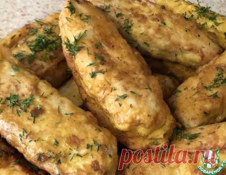 "Курица ""Царские пальчики"" – кулинарный рецепт"