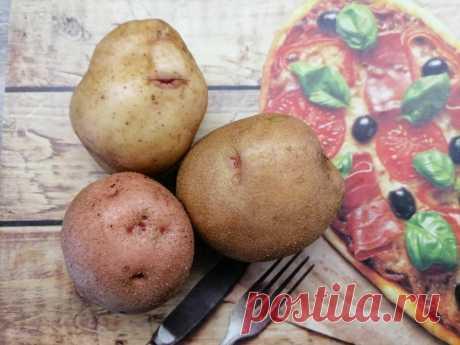 """Расскажу, как по-новому сварить самую ароматную и вкусную картошку """"в мундире"""". Без воды и соли, за 4 минуты   Кулинарный техникум   Яндекс Дзен"""