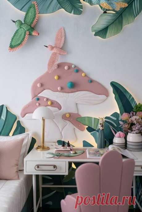 ИДЕАЛЬНАЯ детская комната, где никогда не будет скучно!